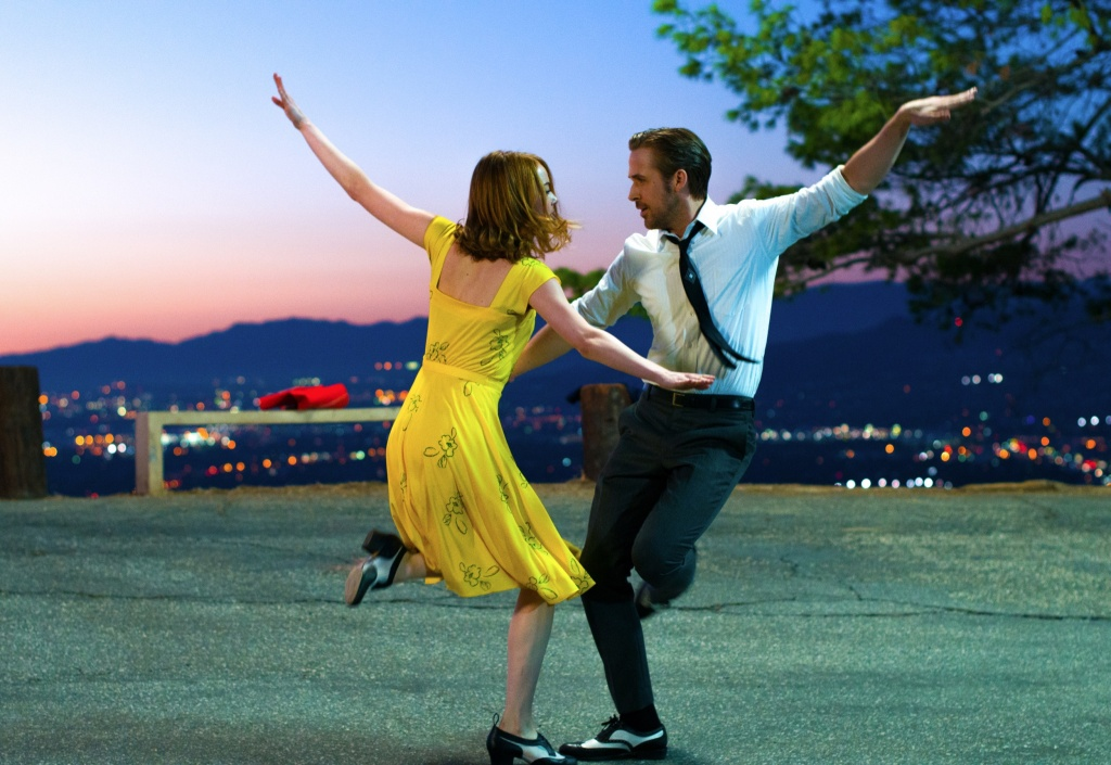 Sebastian (Ryan Gosling) and Mia (Emma Stone) in LA LA LAND. Photo credit- Dale Robinette copy.jpg