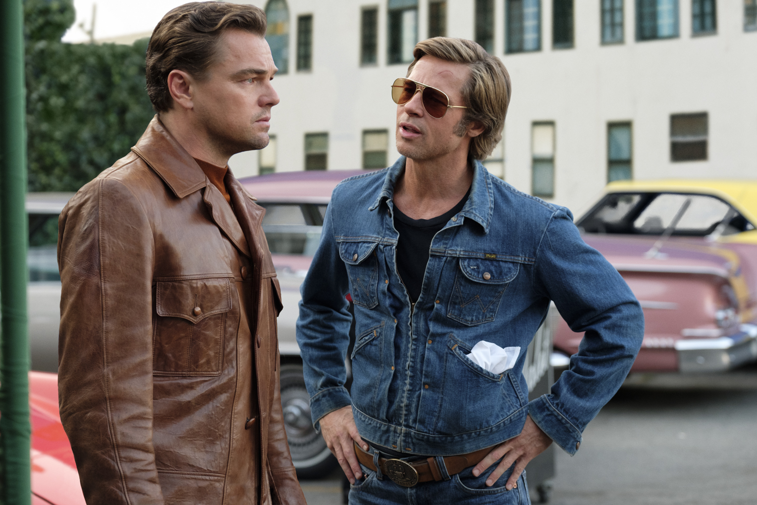 onceuponatimeinhollywood texnes plus