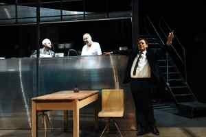 Είδα τους «Λαντζέρηδες», σε σκηνοθεσία της Ελένης Σκότη