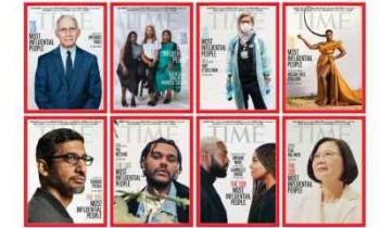 TIME: Οι 100 πιο επιδραστικές προσωπικότητες του 2020