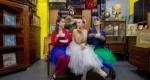 Τον Οκτώβριο Στο Studio Μαυρομιχάλη θα συναντήσουμε μια «Λυσσασμένη Μπαλαρίνα»