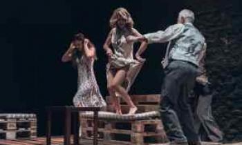 Τo ΘΕΑΤΡΟ ΣΤΑΘΜΟΣ γιορτάζει την παγκόσμια ημέρα θεάτρου με οn line παραστάσεις