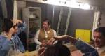Η Μάρω Μελισσάρη και ο Βασίλης Μπατσακούτσας μας ανοίγουν το καμαρίνι τους