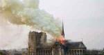 Δείτε το συγκλονιστικό βίντεο από την καταστροφική πυρκαγιά στην Παναγία των Παρισίων